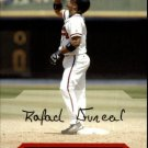 2004 Bowman #60 Rafael Furcal