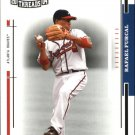 2004 Throwback Threads #20 Rafael Furcal