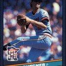 1986 Donruss 120 John Butcher