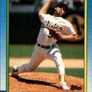 1990 Topps 369 Todd Burns