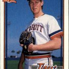1991 Topps 766 Jeff Robinson