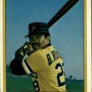 1982 Fleer 494 Bill Robinson