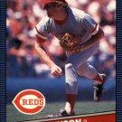 1986 Donruss 121 Ron Robinson