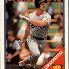 1988 Topps 493 Mike Greenwell