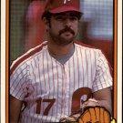 1983 Donruss #606A Ozzie Virgil