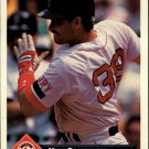 1993 Donruss 223 Mike Greenwell