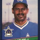 1986 Donruss 191 Phil Bradley