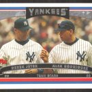 2006 Topps #326 D.Jeter/A.Rodriguez TS
