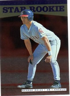 1996 Upper Deck #238 George Arias