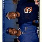 1992 Upper Deck 83 Tony Gwynn/Chris Gwynn
