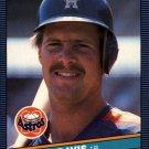 1986 Donruss 380 Glenn Davis