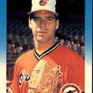 1987 Fleer #466 Storm Davis