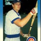 1987 Fleer #557 Jody Davis
