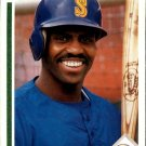 1991 Upper Deck 457 Alvin Davis