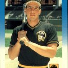 1987 Fleer #609 Mike Diaz