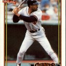1991 Topps 752 Kevin Bass