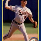 1990 Score 528 Dave Wayne Johnson RC