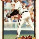 1991 Topps 163 Dave Johnson