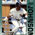 1992 Fleer 87 Lance Johnson