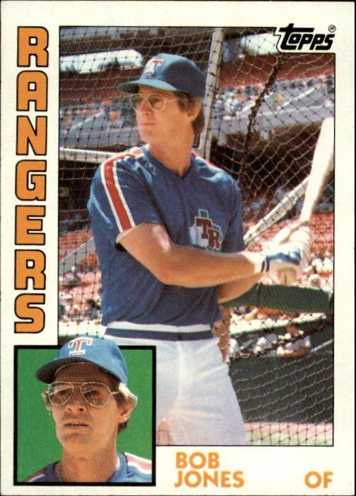 1984 Topps 451 Bob Jones