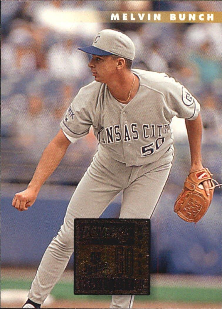 1996 Donruss #164 Melvin Bunch