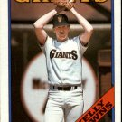 1988 Topps 629 Kelly Downs