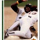 1991 Upper Deck 154 Barry Bonds