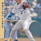 2009 Upper Deck First Edition #127 Zack Greinke
