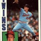 1984 Topps 568 Pete Filson RC