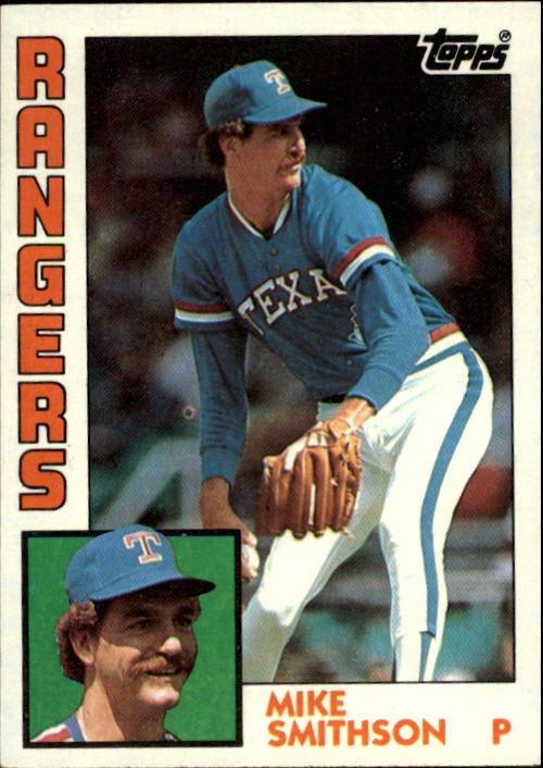 1984 Topps 89 Mike Smithson RC
