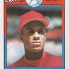 1989 Topps Cap'n Crunch #13 Eric Davis