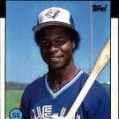 1986 Topps 241 Tony Fernandez