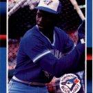 1988 Donruss 319 Tony Fernandez