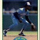 1989 Score #57 Tony Fernandez