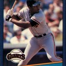 1986 Donruss 553 Chris Brown RC