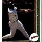 1989 Upper Deck 193 Chris Brown