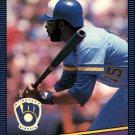 1986 Donruss 170 Cecil Cooper
