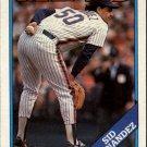 1988 Topps 30 Sid Fernandez