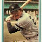 1981 Donruss 106 Eric Soderholm