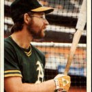 1984 Topps Stickers #328 Carney Lansford