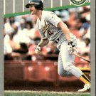1989 Fleer 16 Carney Lansford
