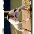 1992 Upper Deck 682 Carney Lansford