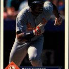 1993 Donruss 366 Ray Lankford