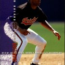 1995 Fleer #3 Damon Buford