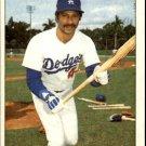 1984 Topps Stickers #76 Ken Landreaux