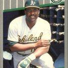 1989 Fleer 1 Don Baylor