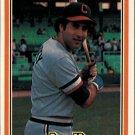 1981 Donruss 80 Ron Hassey