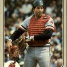 1983 Fleer #411 Ron Hassey