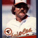1986 Donruss 392 Don Aase