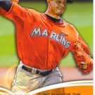 2014 Topps The Future is Now #FN21 Jose Fernandez